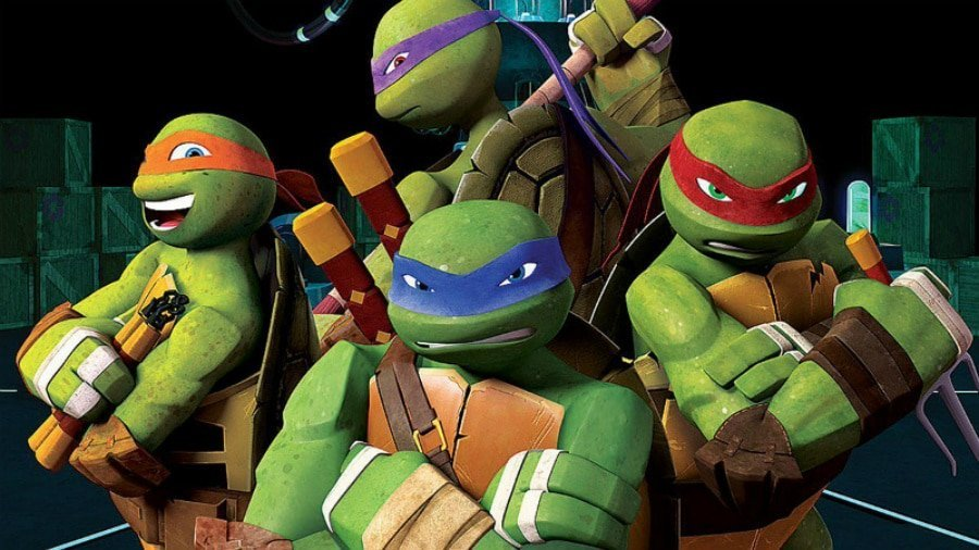 Teenage Mutant Ninja Turtles, diversity, shell game
