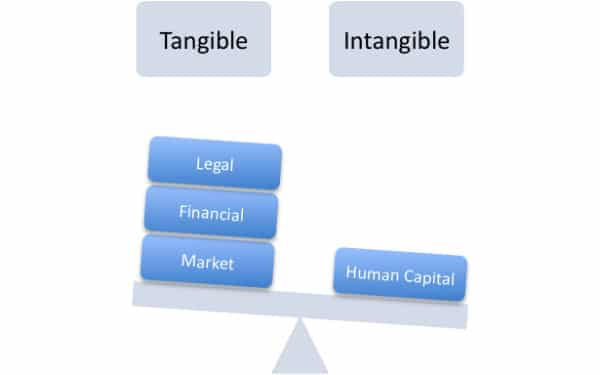 human capital, risk, lever, tangible, intangible, Toby Elwin, blog