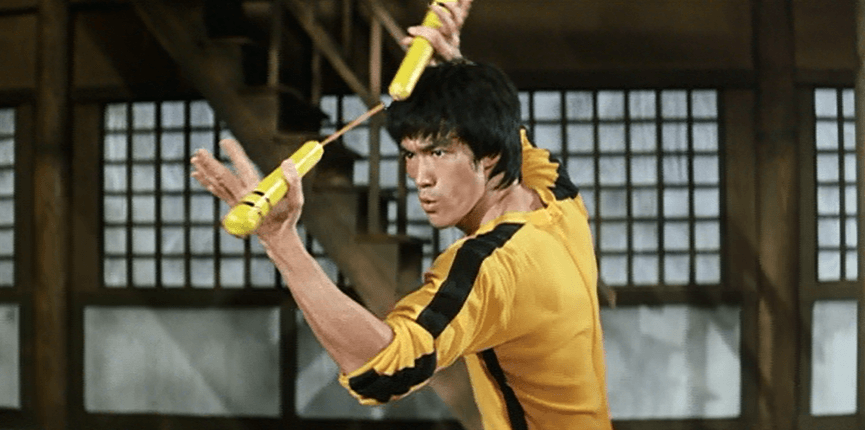 Bruce Lee and 2 competitve priotities