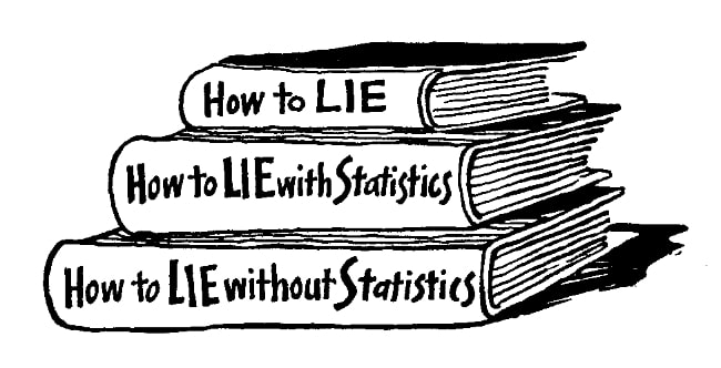 lies, damned lies, statististics, social media, communication, Steve Creech, blog, Toby Elwin