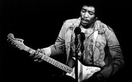 jimi hendrix, ability, risk, technical, Toby Elwin, blog