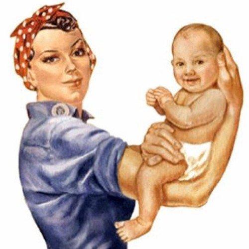 working moms, satisfied, career, Toby Elwin, blog