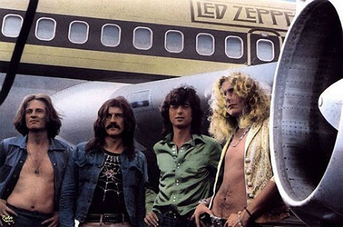 Led Zeppelin, project management, communication, template, Toby Elwin, blog