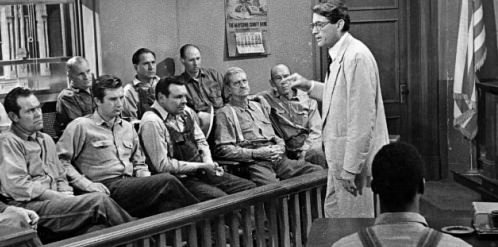 training, kill a mockingbird, trial, Toby Elwin, blog