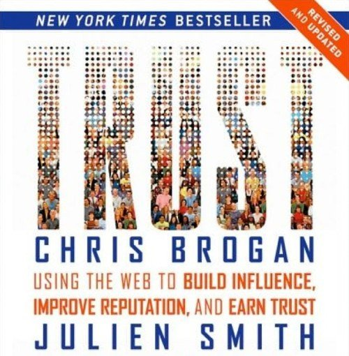 Trust Agents, book cover, Chris Brogan, Julien Smith, Toby Elwin