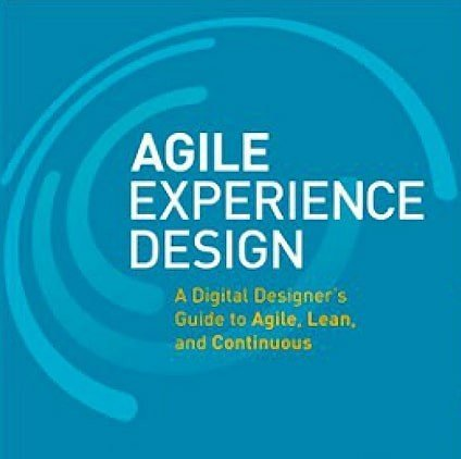 agile ux, book, cover, Toby Elwin, blog