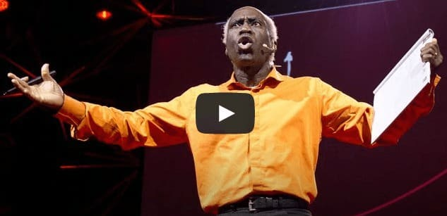 eddie obeng, TED, talk, fast changing world, Toby Elwin, blog