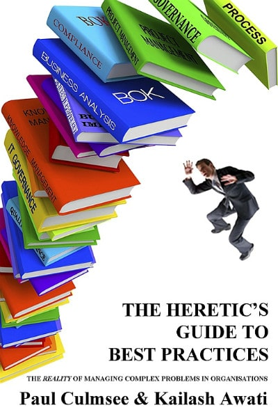 Heretics Guide to Best Practices, cover, book, Toby Elwin, blog