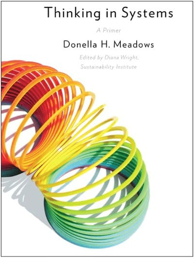 thinking, systems theory, book, meadows, Toby Elwin, blog