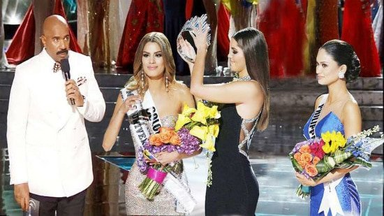 Steve Harvey, Ms Philippines, Ms Colombia, Top Posts, 2015, Toby Elwin