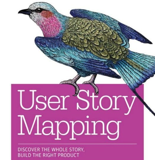 User Story Mapping, book, Agile, design